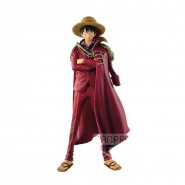 ONE PIECE Figura Statua 25cm LUFFY Rufy KING OF ARTIST 20th Anniversario ORIGINALE Banpresto