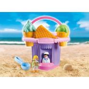 ICE CREAM SHOP Beach Playset SAND Serie PLAYMOBIL 9406