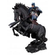 Statua Resina BATMAN Dark Knight A CAVALLO 36cm A CALL TO ARMS Originale DC COLLECTIBLES