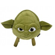 "STAR WARS Small Backpack YODA 30x28cm (12""x11"") ORIGINAL Official DISNEY"