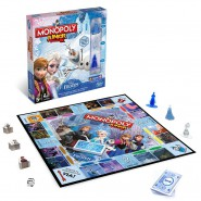 MONOPOLY JUNIOR Special Edition FROZEN only ITALIAN LANGUAGE Hasbro