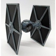 Nave Spaziale TIE FIGHTER Star Wars Modello DIECAST 15cm Originale HOT WHEELS ELITE CMC92