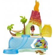 OCEANIA Playset ISLAND ADVENTURE Mini World with FIGURES Original HASBRO Vaiana Moana C050