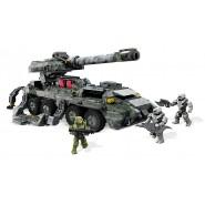 Playset KODIAK CANNONE D'ASSEDIO Carro Armato da videogioco COD Call Of Duty COSTRUZIONI Mega