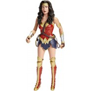 WONDER WOMAN Figura Action GRANDE 30cm da BATMAN Vs SUPERMAN Dc Multiverse Collection MATTEL