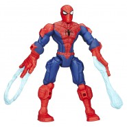 PLAYSET Giocattolo Figura Action 16cm UOMO RAGNO Spider-Man Marvel SUPER HERO MASHERS Hasbro