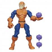 PLAYSET Giocattolo Figura Action 16cm HOBGOBLIN Uomo Ragno Marvel SUPER HERO MASHERS Hasbro
