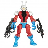 PLAYSET Giocattolo Figura Action 16cm ANT-MAN Marvel SUPER HERO MASHERS Hasbro