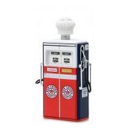 Modellino Die Cast POMPA Benzina RED CROWN GASOLINE Scala 1:18 Serie VINTAGE GAS PUMP COLLECTION Greenlight Collectibles