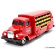 Modellino DieCast Camioncino COCA COLA Bottle Truck del 1937 Scala 1/87 Originale Motor City