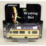 Versione CHASE Ruote Verdi BREAKING BAD Camper 1986 FLEETWOOD BOUNDER Normal Version Scala 1/64 GREENLIGHT Collectibles