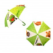 Kermit Piggy Fozzie THE MUPPETS Disney UMBRELLA Original