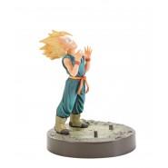 DRAGONBALL Z Figura Statua MAJIN VEGETA Super Saiyan 16cm Dramatic Showcase 4th Volume 1 BANPRESTO