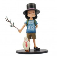ONE PIECE Figura ROB LUCCI Originale GRANDLINE CHILDREN 3 Banpresto JAPAN Rucci