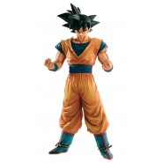 DRAGONBALL Z Figura Statua 26cm SON GOKU N. 2 Normal GRANDISTA Resolution Of Soldiers BANPRESTO