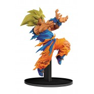 DRAGONBALL Figura Statua TRUNKS Super Saiyan NORMAL 11cm Banpresto WORLD COLOSSEUM Figure BWCF