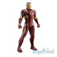 Figure Statue 21cm IRON MAN Mark 45 AVENGERS Age Of Ultron MARVEL Sega Japan