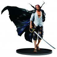 ONE PIECE Figure Statue SHANKS 18cm COLOR Version BWFC COLOSSEUM Banpresto