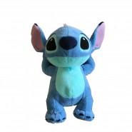 PLUSH Soft Toy STITCH LYING Big 35cm 14'' DISNEY Lilo Stitch OFFICIAL Rare SEGA Japan