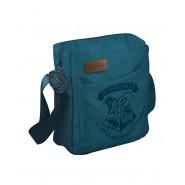 HARRY POTTER Bag PENCIL CASE 3 Pockets HOGWARTS 22x11cm ORIGINAL Official