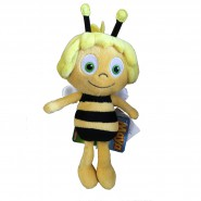 Plush Soft Toy MAYA THE BEE Maia Maja 23cm ORIGINAL