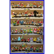 VERY RARE Complete SET 60 Different 3D FIGUREs Statue DISNEY COLLECTION 1st FIRST SERIE De Agostini ITALY