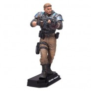 Action Figure 17cm JD FENIX From GEARS OF WAR GOW 4 Original McFarlane USA