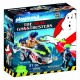 Playset STANTZ with FLYING MOTORCYCLE From THE REAL GHOSTBUSTERS Playmobil 9388