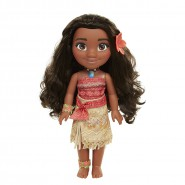 Figura Bambola VAIANA ADULTA Adventure Doll 35cm Film OCEANIA Ufficiale DISNEY Jakks Pacific