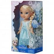 Figura Bambola TODDLER ELSA Doll 35cm da FROZEN Regno Di Ghiaccio DISNEY Jakks Pacific