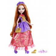 HOLLY O'HAIR Bambola Figura POWERFUL PRINCESS da Ever After High Mattel DVJ19