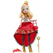 APPLE WHITE Bambola Figura POWERFUL PRINCESS da Ever After High Mattel DVJ18