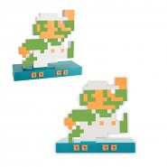 ALARM CLOCK Retro Pixel LUIGI From SUPER MARIO Originale TAITO Japan NINTENDO