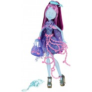 KIYOMI HAUNTERLY Bambola Figura da MONSTER HIGH Originale Mattel CDC33