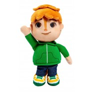 Plush Peluche THEODORE 22cm 9'' GREEN Character from ALVIN And the CHIPMUNKS Original Fisher Price
