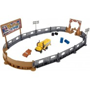 Playset ARENA DEI BARILI ESPLOSIVI Smash And Derby CARS 3 Originale MATTEL DXY95