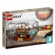 NAVE IN BOTTIGLIA Playset Costruzioni LEGO Ideas 21313 SHIP IN A BOTTLE