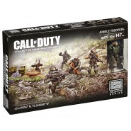 Soldiers Set JUNGLE TROOPERS From Videogame COD Call Of Duty KIT Mega Bloks