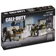 Set SOLDATI Truppe SNIPER UNIT da videogioco COD Call Of Duty COSTRUZIONI Mega
