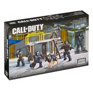 Soldiers Set COVERT OPS UNIT From Videogame COD Call Of Duty KIT Mega Bloks