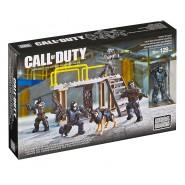 Set SOLDATI Truppe COVERT OPS UNIT da videogioco COD Call Of Duty COSTRUZIONI Mega