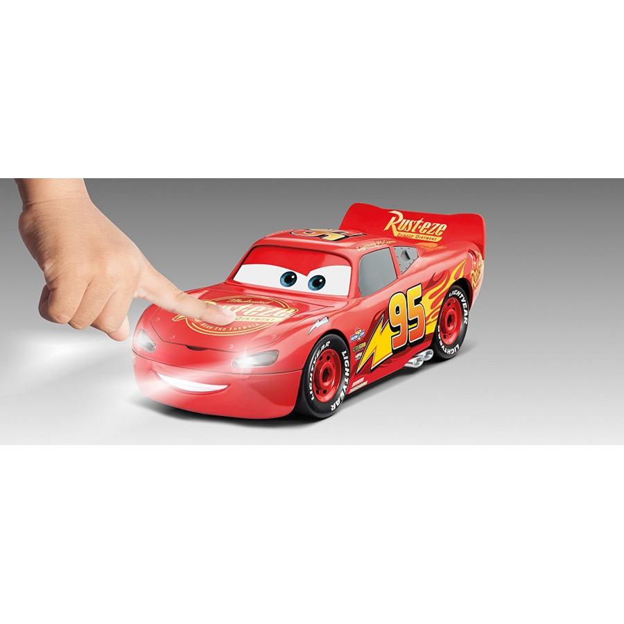 Cars 2 Lights Sounds Lightning: Cars 3 LIGHTNING McQUEEN Model Kit 20cm Children JUNIOR