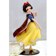 Figure Statue SNOW WHITE 16cm Serie CRYSTALUX Original Banpresto Japan
