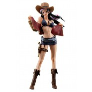 ONE PIECE Figure Statue PIRATE NICO ROBIN 25cm BANPRESTO Serie FLAG DIAMOND SHIP