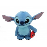 PLUSH Soft Toy STITCH TALKING (REPEATS your voice) and WALKING 22cm DISNEY Lilo Stitch OFFICIAL Rare SEGA Japan