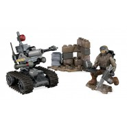Building Playset ASSAUL DRONE with SOLDIER From Videogame COD Call Of Duty MEGA