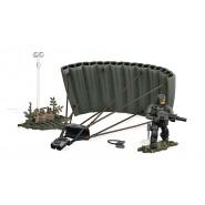 Playset Mattoncini JUNGLE PARATROOPER Paracadutista Giungla CON SOLDATO da videogioco COD Call Of Duty MEGA