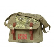 GAME OF THRONES Messenger Bag 35x30cm LANNISTER HEAR ME ROAR Original OFFICIAL