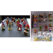 RARO Set 14 Figure PETER PAN Disney Tinkerbell Capitan Uncino Jane etc.