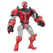 Action Figure 16cm SPYDER-KNIGHT Spiderman Marvel SUPER HERO MASHERS Hasbro